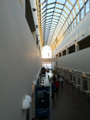 Arktikum intérieur